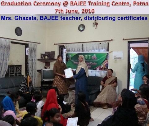 BAJEE Graduation-2010