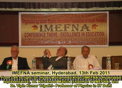IMEFNA Seminar in Hyderabad