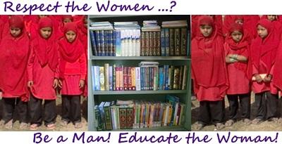 educate rahbar-e-banat girls
