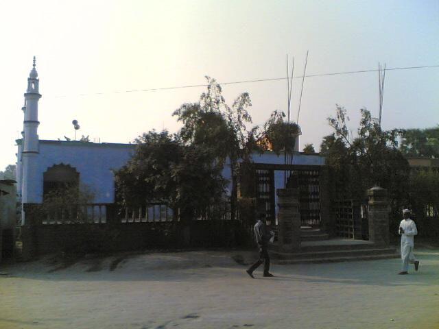 Masjid @ Baghauni Madarsa